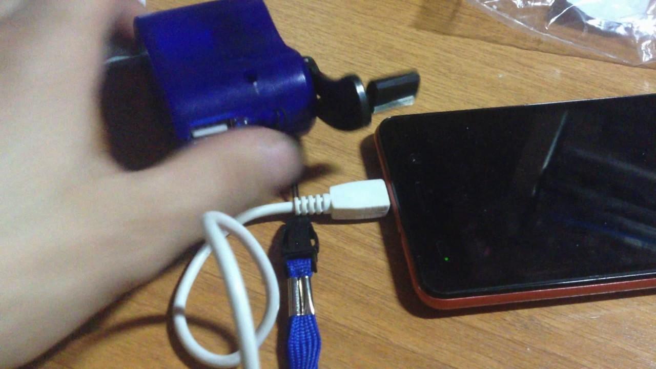Ручной зарядник для телефона своими руками 34