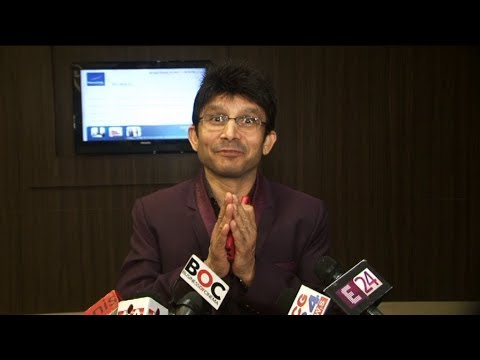 Kamaal R Khans FUNNY interview from Toshis WEDDING RECEPTION...