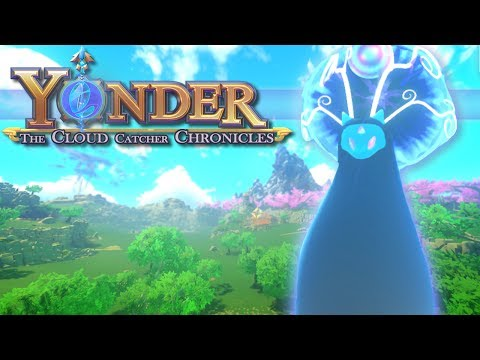 Into the Wild Grasslands of Gemea! ☁️Yonder: Cloud Catcher Chronicles - Episode #1