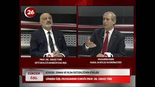 Gündem Özel | Prof. Dr. Cengiz Türe