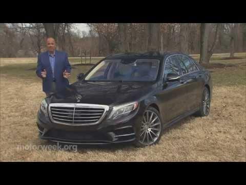 Road Test: 2014 Mercedes-Benz S550