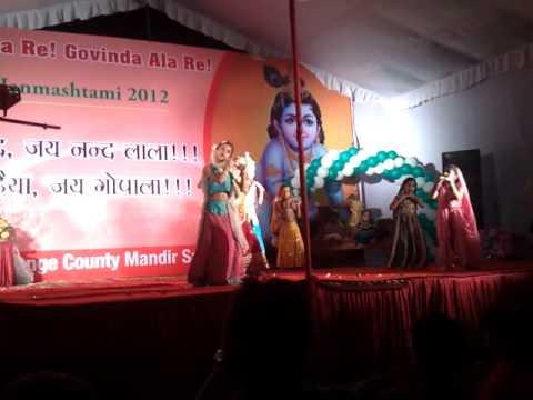 Rayna Dancing on Shyam Chudi Bechne aaya