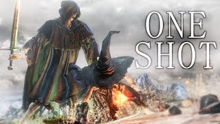 Can you turn the WEAKEST attack into a ONE HIT KILL? - DS3