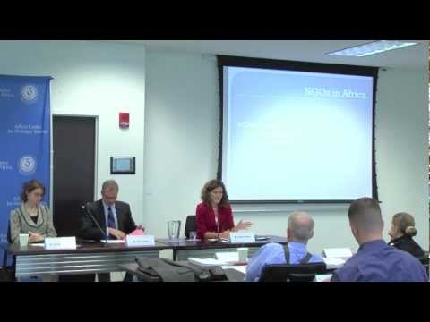 Introduction to African Security Issues  - Non-Governmental Actors in Africa: Ms. Nealin Parker