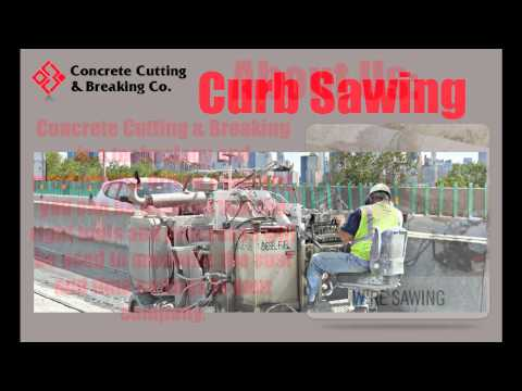 Slab Sawing Company Delray Beach Florida | Concrete Cutting & Breaking