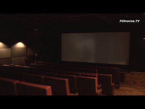 Tak Wygląda Kino W Pruszczu Gdańskim