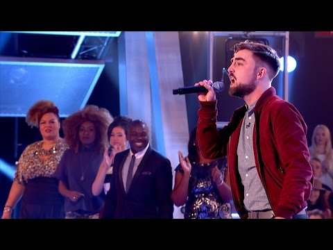 Howard Rose performs 'Proud Mary': Knockout Performance - The Voice UK 2015 - BBC One
