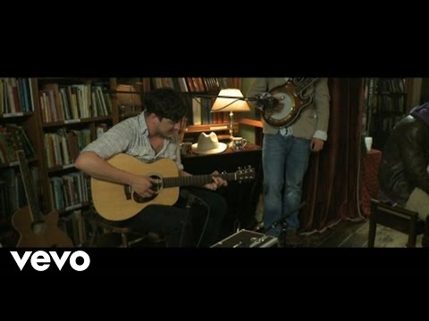 Thumbnail of video Mumford & Sons - White Blank Page