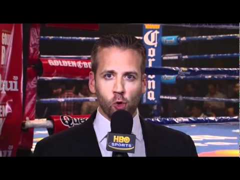 Max Kellerman on Ann Wolfe