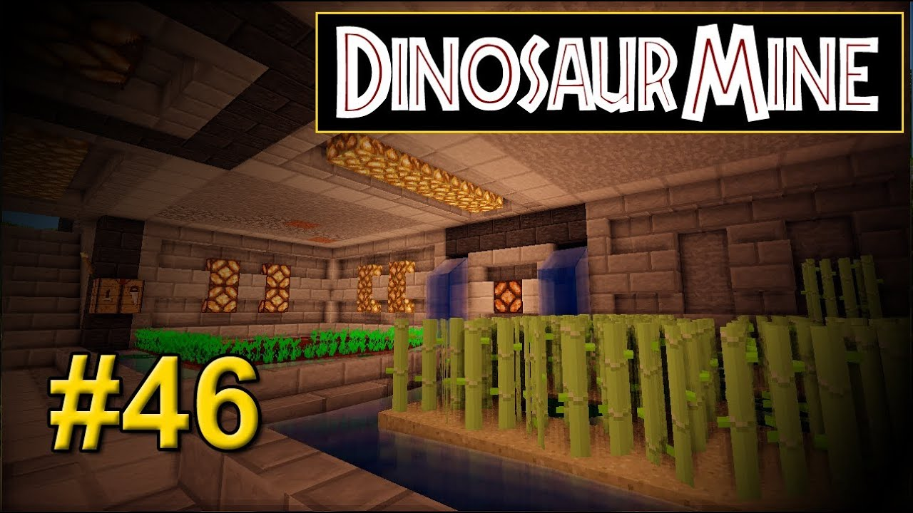 Jurassic Craft Addon | Minecraft PE Mod | Minecraft Hub