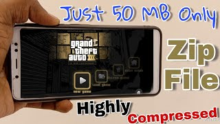 Grand Theft Auto highly compressed file 50 MB only 100% Working With Proof 2018 #Gta #Gtatips #Games