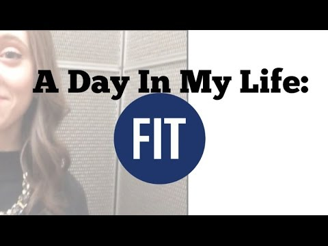 Day In My Life: Fashion Institute of Technology