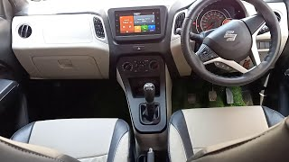 Wagon R 2019 BUILD QUALITY, Boot Space, Seat Comfort, Airbags Review in HINDI | TTG