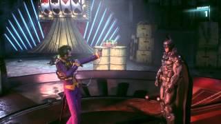 BATMAN™: ARKHAM KNIGHT - Joker sings like Stewie Griffin