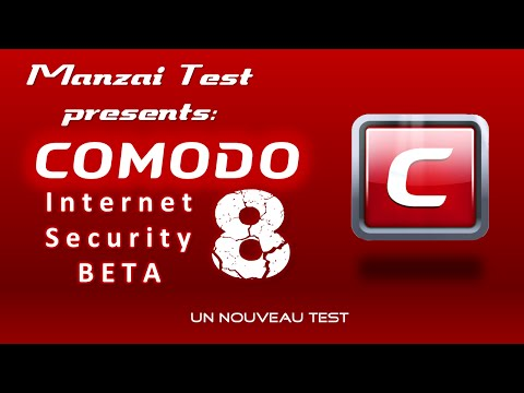 [Exclusif - Test Musical] Comodo Internet Security BETA 8