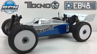 Tekno RC EB48.4 Electric 1/8th Buggy - The Reveal