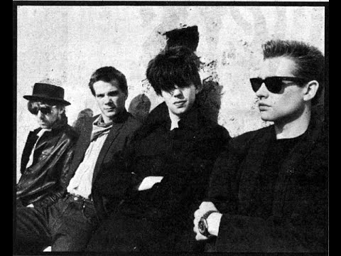 Echo & The Bunnymen - Hit By Something