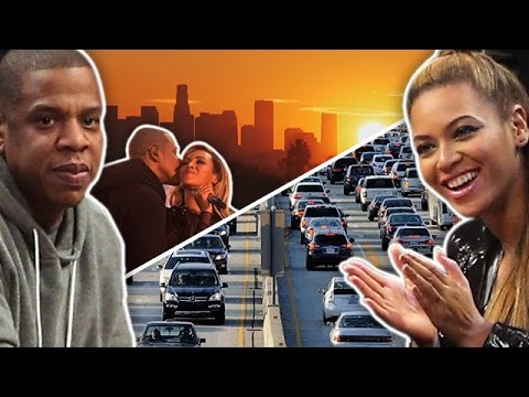 Jay Z & Beyoncé – Coming to Los Angeles!