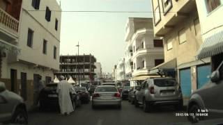 MOROCCO - Driving Through