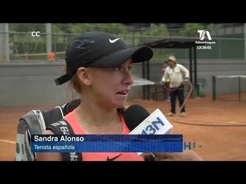 Hoy Se Juega La Tercera Ronda Del Torneo ITF De Tenis De Campo En Medellín