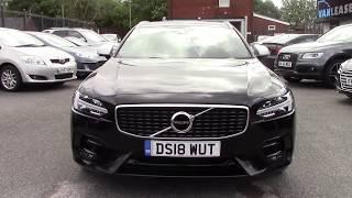 CarLease UK Video Blog | Volvo V90 | Car Leasing Deals