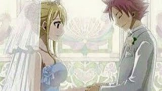 Fairy Tail - Natsu & Lucy Married : Natsu's Big Announcement! A Love Story