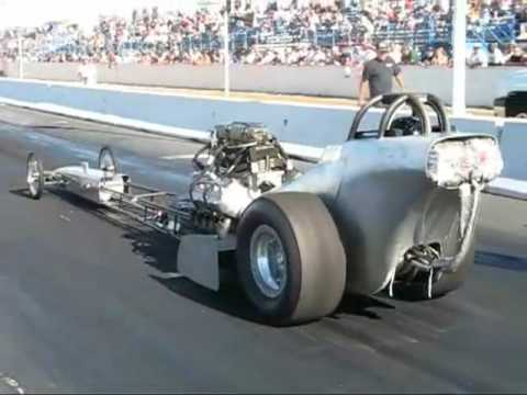 Hand Built Dragster Body