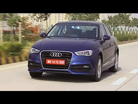 Raftaar: Review of Audi's latest A3