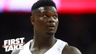 'I'm always concerned about Zion's health' – Max Kellerman | First Take