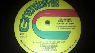 Watch Yellowman Nobody Move Nobody Get Hurt video