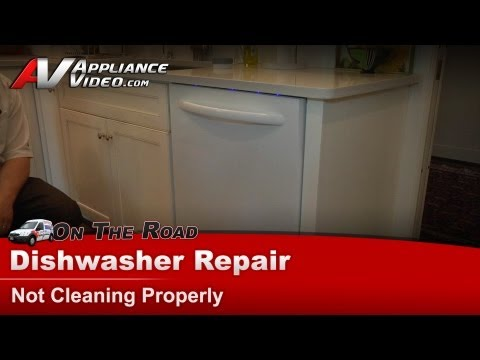 Cleaning filter in kenmore dishwasher mov how to save money and do it yourself - Kitchenaid dishwasher troubleshooting not draining ...