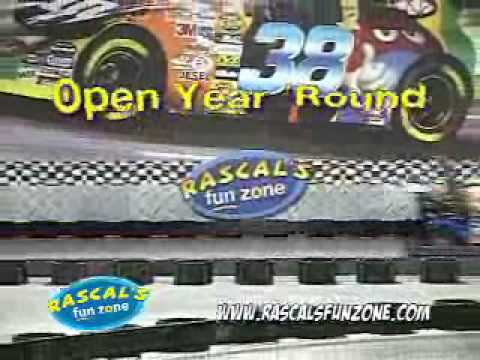 Rascal&#039;s Fun Zone - Indoor Attractions