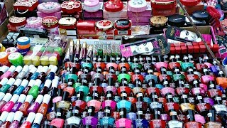Bhuleshwar Market - Part 2 | Best place for Cosmetics Accessories, Clothes, wedding lehengas