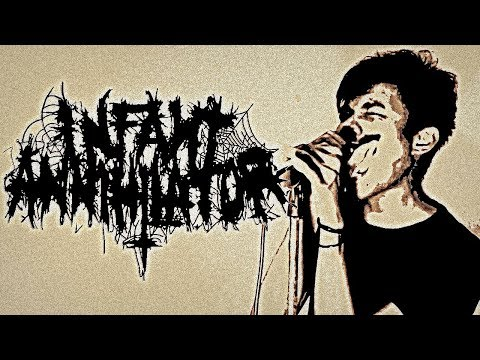 INFANT ANNIHILATOR - Soil the Stillborn  ( 8 Types Scream ) by THoC