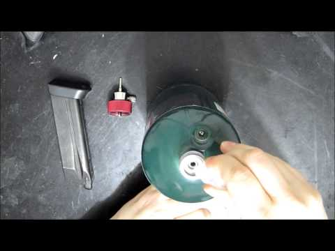 Difference between Green gas and Propane