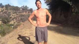 Simon Rex - American Ninja Warrior Tryout