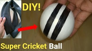 Cricket White Ball Making || World's No.1 Cricket Ball || Unbreakable Ball