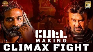 Petta Climax Scene Making : Rajinikanth VS Vijay Sethupathi | Cinematographer Thiru Interview
