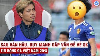 VN Sports 20/8 | ĐTVN lộ cái tên đầu tiên đá vòng loại WC, HLV Clb Bỉ nhận lỗi với Công Phượng