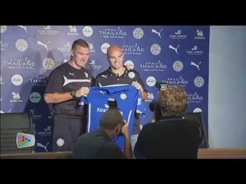 Former Argentina international Cambiasso joins Leicester