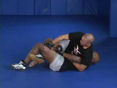 George St. Pierre's grappling instructional Part 1 Image 1
