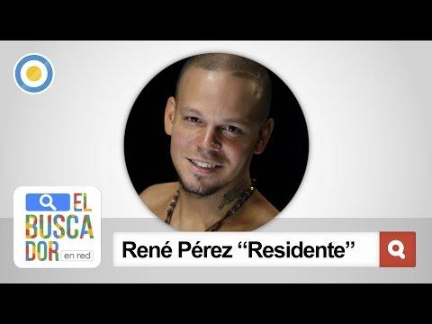 René Pérez Joglar Residente en El Buscador en Red