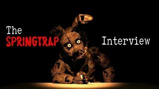 [SFM] An interview with Springtrap