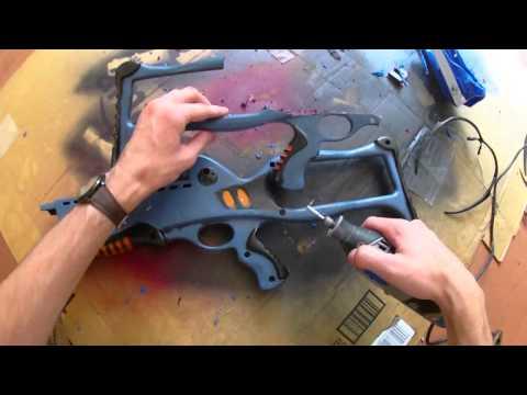 Mod Guide: Nerf Endbringer (World's first clip system crossbow)