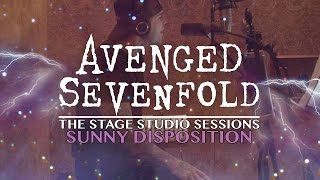 """download lagu Avenged Sevenfold: """"the Stage"""" Studio Sessions - """"sunny Disposition"""" gratis"""