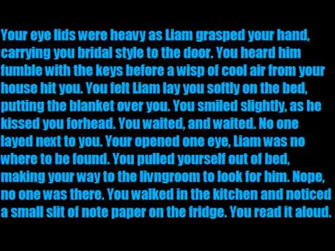 Liam Payne- Expecting Imagine