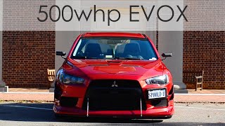500whp Evil Evolution X Feature | Gears and Gasoline