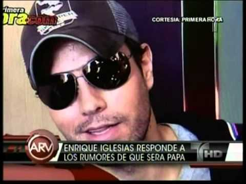 Reportaje de Enrique Iglesias en: