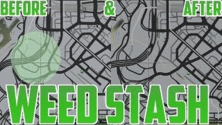 GTA V  | Barry's Weed Stash 2/2 Location Guide