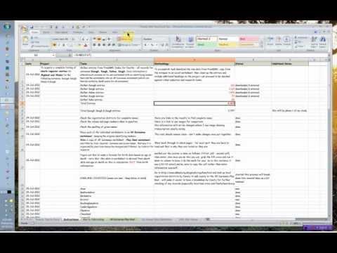 Twenty with Tessa - 20 Excel Tips in Practice.flv